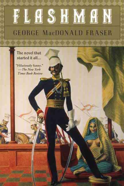 Flashman By Fraser, George MacDonald